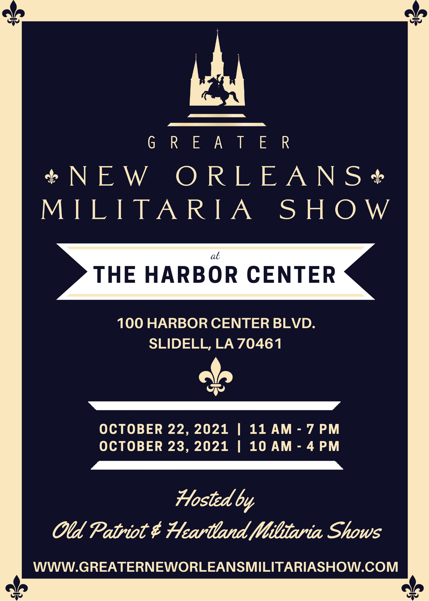 Greater New Orleans Militaria Show