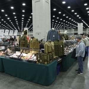 Visiting a Militaria Show | Greater New Orleans Militaria Show