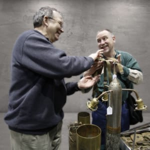 Buy Sell and Trade at the Greater New Orleans Militaria Show