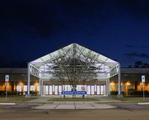 Castine Center at Pelican Park in Mandeville, LA
