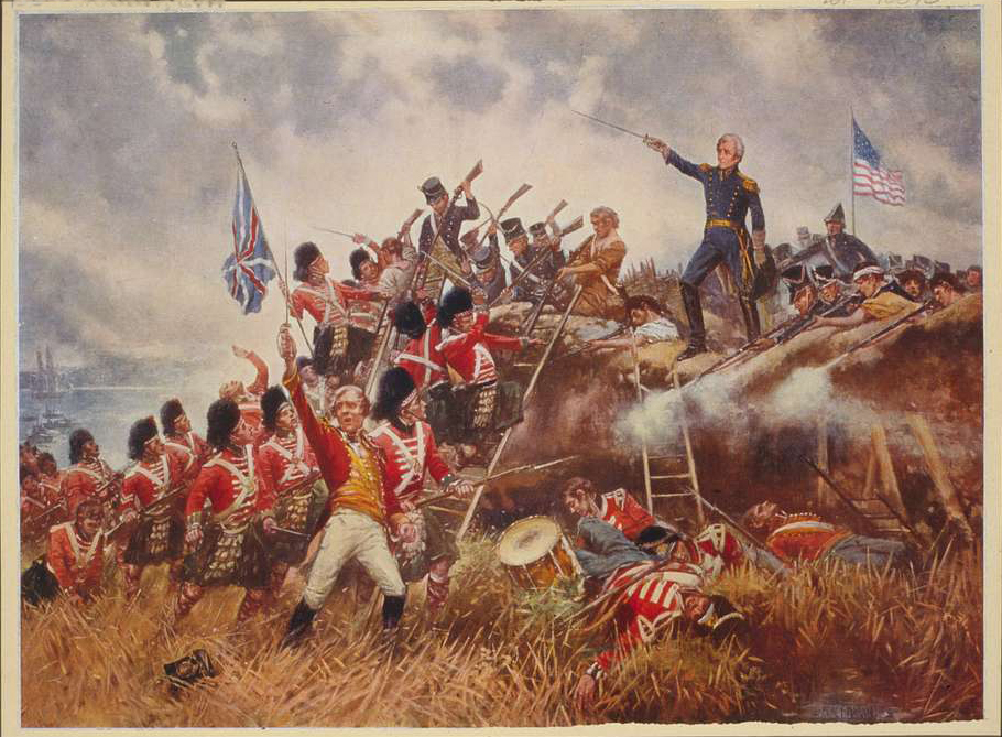 the-battle-of-new-orleans-painting